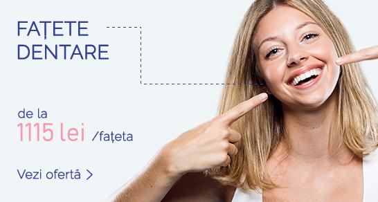 Fațete dentare de la 1115lei / fațetă - Vezi ofertă